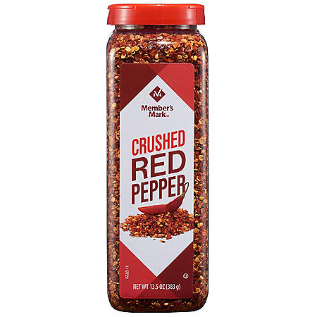 Member's Mark Crushed Red Pepper (13.5 oz.)