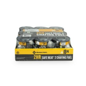Member's Mark 2 Hour Safe Heat W/PowerPad (18ct.)