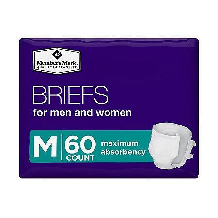 Member's Mark Unisex Briefs