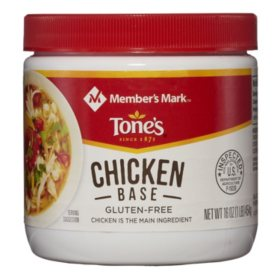 Member's Mark Tone's Chicken Base (16 oz.)