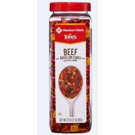 Member's Mark Tone's Beef Bouillon (32 oz.)