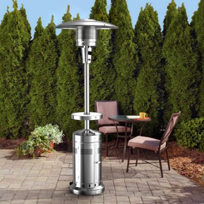 Members Mark Patio Heater with LED Table