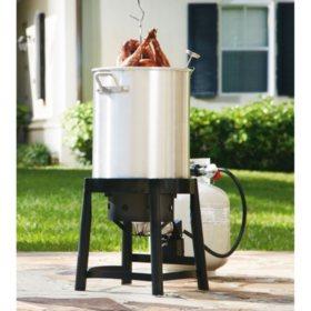 Backyard Classic Professional 36 qt. Turkey Fryer