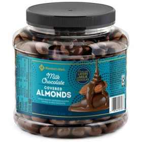 Member's Mark Chocolate Almonds (48 oz.)