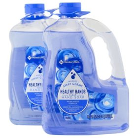 Member's Mark Hand Soap Refill, Clear (80 fl. oz., 2 pk.)