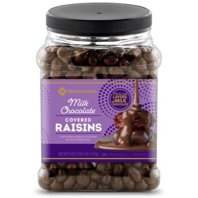 Member's Mark Chocolate Raisins (54oz)
