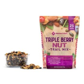 Member's Mark Triple Berry Nut Trail Mix (40 oz.)