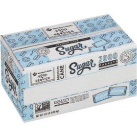 Member's Mark Premium Cane Sugar (2,000ct.)
