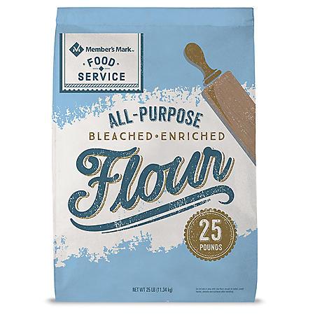 Member's Mark All Purpose Flour (25 lbs.)