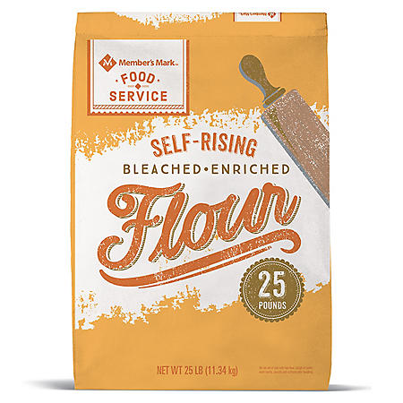 Member's Mark Self-Rising Flour (25 lbs.)