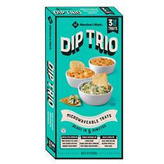 Member's Mark Dip Trio (30 oz., 3 pk.)