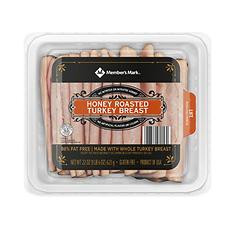 Member's Mark Honey Turkey Breast (22 oz.)