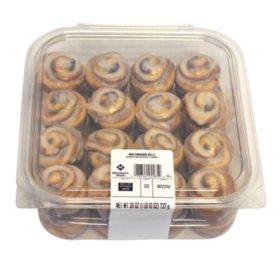 Member's Mark Mini Cinnamon Rolls (32 ct.)