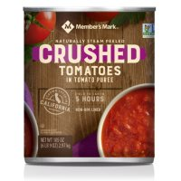 Member's Mark Crushed Tomatoes In Tomato Puree (105 oz. can)