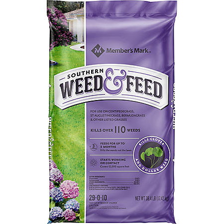 Member's Mark Southern Weed & Feed