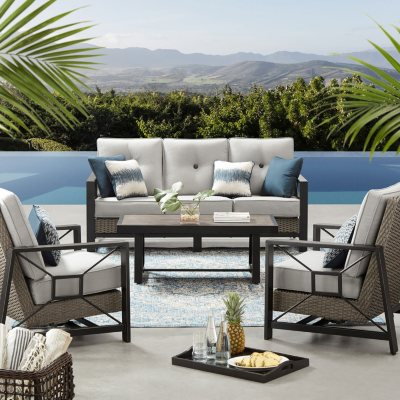Member's Mark Southlake Sunbrella Seating Set