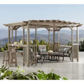 Gazebos, Awnings, Canopies, Outdoor Enclosures - Sam's Club