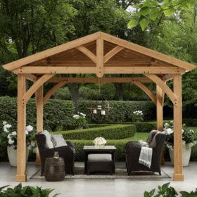 Gazebos Amp Pergola Kits Sam S Club