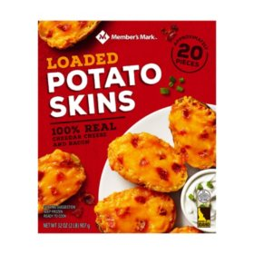 Member's Mark Loaded Potato Skins (2 lbs.)
