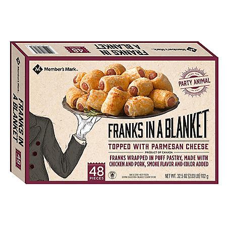 Member's Mark Franks in a Blanket (32.5 oz., 48 ct.)