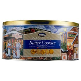 Jacobsens Original Premium Danish Butter Cookies (64 oz., 2 ct.)