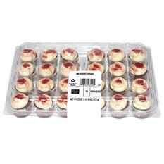 Member's Mark Mini Red Velvet Cup Cakes (24 ct., 22 oz.)