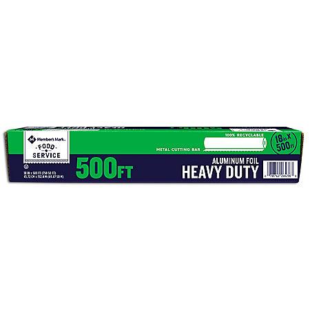 Member's Mark Heavy Duty Food Service Foil (500 ft.)