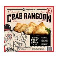 Member's Mark Crab Rangoon (24 oz., 24 ct.)