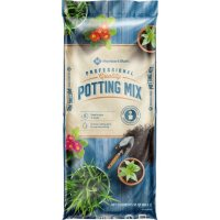 Member's Mark Professional Quality Potting Mix Planting Soil for Indoor and Outdoor Use, 55 Quarts