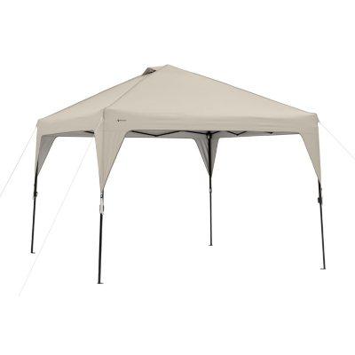 Memberu0027s Mark 10u0027 x 10u0027 Instant Canopy  sc 1 st  Samu0027s Club & Canopies u0026 Carport Tents - Samu0027s Club