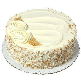 Members Mark Italian Creme Cake 82
