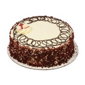 Double Layer Red Velvet Cake 83