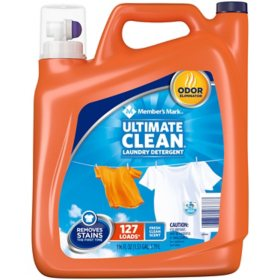 Member's Mark Ultimate Clean Liquid Laundry Detergent (127 loads, 196 oz.)