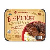 Member's Mark Beef Pot Roast, Fully Cooked (3 lbs.)