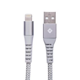 Member's Mark Apple USB Type A-to-Lightning 3ft and 6ft Cables - 2 Pack