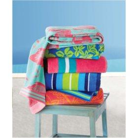 "Member's Mark Adult Beach Towel 40"" x 72"" (Assorted Colors)"