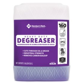 Member's Mark Commercial Heavy Duty Degreaser (5 gal.)