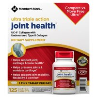 Member's Mark Ultra Triple Action Joint Health (125 ct.)