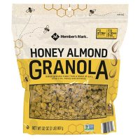 Member's Mark Non-GMO Honey Almond Granola (32 oz.)