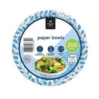 Member's Mark Ultra Snack/Dip Paper Bowls (12 oz., 200 ct.)