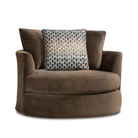 Peachy Members Mark Brookes Swivel Chair Sams Club Cjindustries Chair Design For Home Cjindustriesco