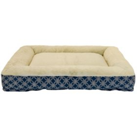 db0abd7503ee Member's Mark Bolster Sleeper Pet Bed, 35