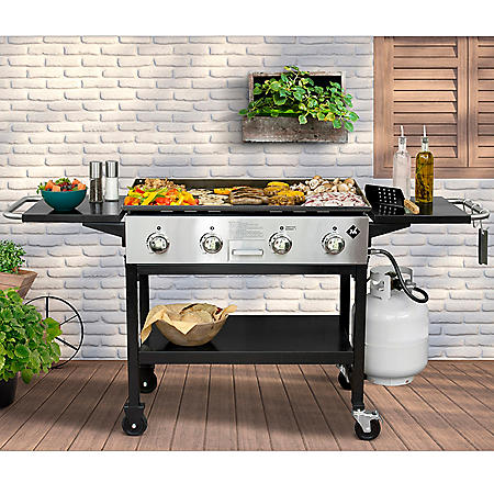 Member's Mark 4-Burner Outdoor Gas Griddle