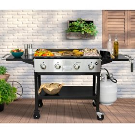 Member's Mark 4 Burner Outdoor Gas Griddle