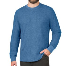 Member's Mark Thermal Long-Sleeve Crew