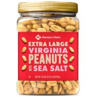 Member's Mark Extra Large Virginia Peanuts (34.5 oz.)