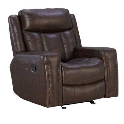 Awe Inspiring Members Mark Standage Leather Recliner Sams Club Spiritservingveterans Wood Chair Design Ideas Spiritservingveteransorg