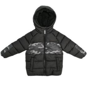 Member's Mark Kids Cozy Puffer Jacket