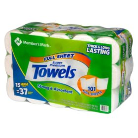 Paper Towels Sam S Club