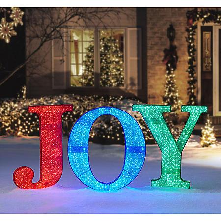 Members Mark 32 Multi Color Joy Sign Sams Club